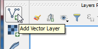 Add Vector Layer to map