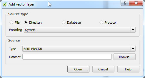 QGIS – Loading Data – Get Spatial Consulting
